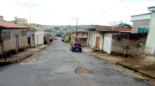 Rua Alzira de Souza Lima